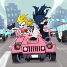 131. Panty & Stocking with Garterbelt (10)