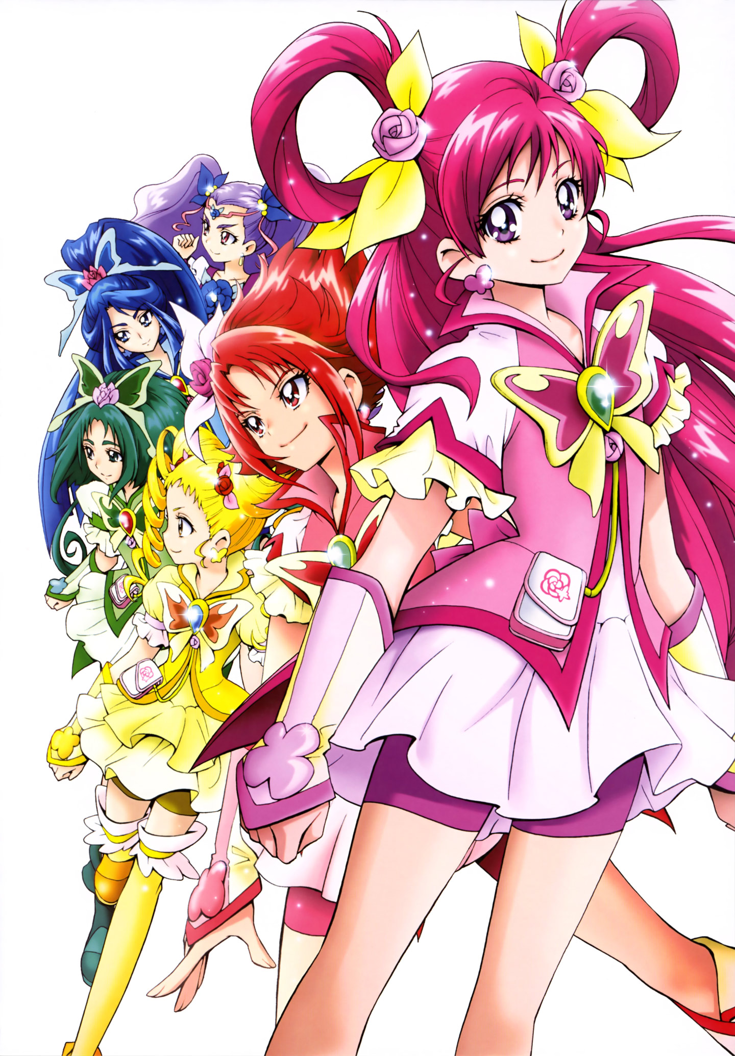 Cure Dream - Leader