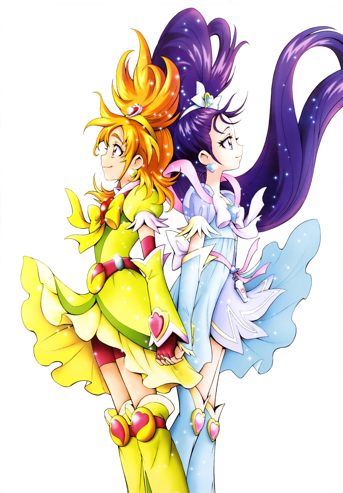Precure Splash Star (2)