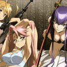 10. Highschool Of The Dead (18)