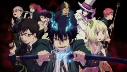 106. Ao no Exorcist (1)